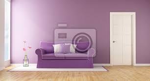 lila wohnzimmer bilder myloview