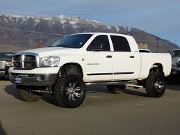 100 Used Dodge Truck 2006 Ram 2500 SLT At Watts Automotive Serving Salt Lake