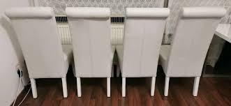 weiße esszimmer küchen stühle höffner