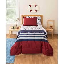 Camo Bedding Walmart by Mainstays Kids U0027 Camoflauge Coordinated Bed In A Bag Walmart Com