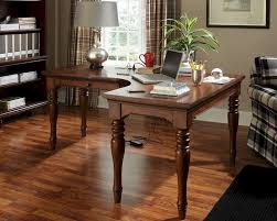 Aspen Home L Shaped Desk by Furniture E2 Class Villager Curve L Desk Asi20 370r Chy