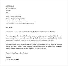 26 Simple Letter of Intent Templates Free Sample Example Format