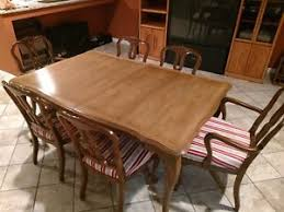 Image Is Loading JOHN WIDDICOMB French Country Style Dining Table
