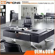 mobilier de bureau moderne design bureaux modernes design nouveau design mdf de luxe table en