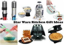 2017 HOLIDAY GIFT GUIDE 18 Star Wars Kitchen Gift Ideas From