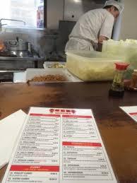 restaurant japonais chef cuisine devant vous higuma un restaurant japonais rue auroreinparis