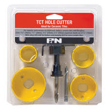 tct holesaw sets sutton tools