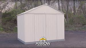 Arrow Shed Assembly Tips by How To Assemble The Ezee Shed From Arrow Storage Products