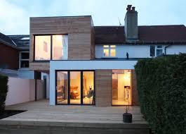maison en cube moderne photo extension maison design 8 projets d architecte