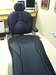Dental Chair Upholstery Service by Fowler Upholstery Interiors Loganville Ga Dental