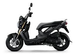 Honda Zoomer X Black Thailand