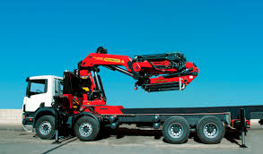 Truck-mounted Crane / Swing-arm / For Heavy-duty Applications - PK ...