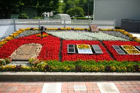 Pumpkin Vine Trail Shipshewana by Quilt Gardens Celebrates 10 Years Wowing Elkhart County Visitors
