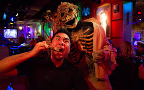 Best 25 Halloween Horror Nights by Universal Orlando Close Up The Fearful Foodie U0027s Guide To