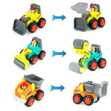 Construction Vehicle Toy Trucks Push And Go Sliding Cars For Baby ... Garbage Trucks Videos For Toddlers Truck And Excavator Toys Video For Children Playing At Cars Handmade Wooden Puzzles 13 Top Toy Tow Kids Of Every Age Interest Electric Not Lossing Wiring Diagram 3 Bees Me Car Play Set Transportation Theme Best Mini Trucks Toddlers Amazoncom Ice Cream Food Playhouse Little Tikes Dump Learn Vehicles Disney Mater 6v Battery Powered Rideon Quad Walmartcom Outdoor