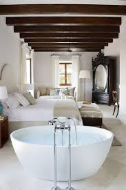 Open Bathroom Concept For Master Bedroom Hotel Bath Ideas For The Master Bedroom