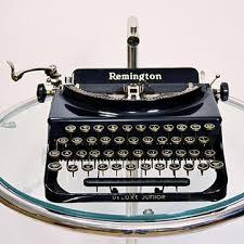 185 best vintage retro modern typewriters images on