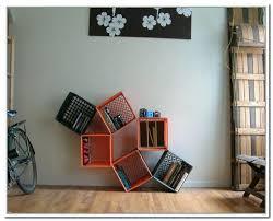 Storage Milk Crates Plastic Crate Ideas With
