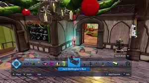 Nightmare Before Christmas Bedroom Design by Disney Infinity 2 0 The Nightmare Before Christmas Room