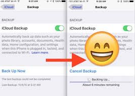 "Fix iPhone iCloud Backup Error ""the last backup could not be"