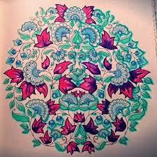489 Best Secret Garden Colouring Book Images On Pinterest