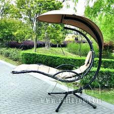 Hammock Swing Chair Stand Hanging Chairs Swinging Chaise Lounger