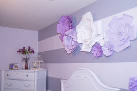 Flower Wall Decor Target by Diy Large Paper Flowers