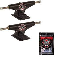 Amazon.com : Independent Skateboard Trucks Thrasher Pentagram 169 ... Tensor Alinum Skateboard Trucks 550 Truck Hdware Deck Bearing Screws Nuts Bag 1 Inch Parts Skate And Wheels Stock Photo Image Of People Up Uerstanding Collective Amazoncom Ipdent Thrasher Pentagram 169 New Arrival 2pcs Set With Wheel Riser Pad Century C60 Goldcoast North America Puente Pro Longboard Alloy 70mm Big Blank Skateboard And Parts Isolated Royalty Free Vector Trucks Longboard Matte Golden Double Barrel Diagram Wiring For Light Switch The Star Park Shop Warehouse Atlantas Only