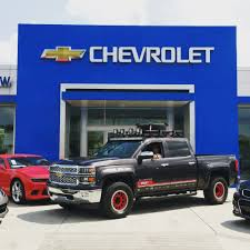 Mobil 1 Chevrolet Performance Silverado Display At Mountain