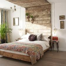 Rustic Style For Room Decoration