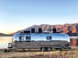 100 Pictures Of Airstream Trailers How To Insure Your Renovated Vintage Tiny Shiny Home