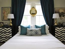 Bedroom Decorating Ideas Window Behind Bedbedroom Bed