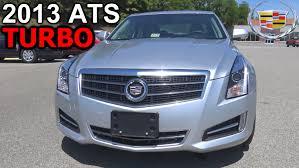 2013 Cadillac ATS 2 0L Turbo Performance RWD Review Harvey s GM