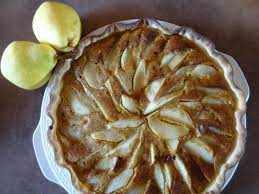 tarte amandine poire coco pâte no gluten carrefour sans lait non