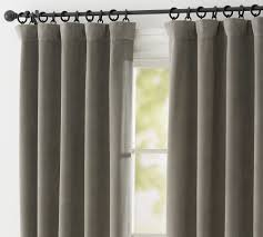 Pottery Barn Curtains Grommet by Curtains Pottery Barn Decorate The House With Beautiful Curtains