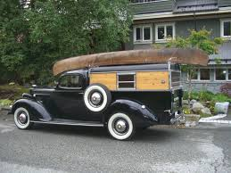 1937 PACKARD PICKUP TRUCK For Sale In Vancouver, British Columbia ...