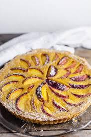 pfirsichkuchen rezept für omas pfirsich kuchen mit grießcreme