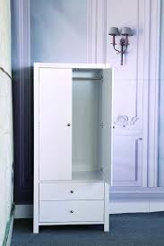 Charming White Solid Wood Armoire 4 Doors With Handles 2 Top ... Bedroom Fabulous Wardrobes For Sale Armoire Wardrobe Amazoncom Southern Enterprises Jewelry Classic Mahogany Closet Aminitasatoricom Fniture Fancy Organizer Idea Powell Mission Oak Hayneedle Mirrored Cabinet W Stand Mirror Rings Necklaces U Shaped White Stained Wooden Walk Master Design And More Armoires Clothes Large Closets Computer W Pullout Drawer In Cherry Finish My Real