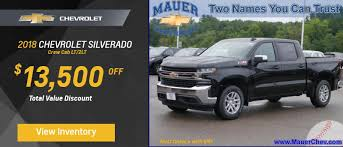Mauer Chevrolet In Inver Grove Heights | A Twin Cities And Woodbury ...