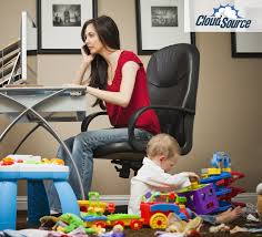 WORK AT HOME MYTHS DISPELLED