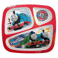 Thomas The Train Pumpkin Designs by Thomas The Tank Engine Divided Plate For Sale Thomas The Tank