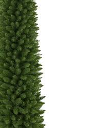 9 Ft Slim Christmas Tree Prelit by No 2 Pencil Christmas Tree Treetopia