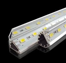 2018 smd5730 led bar lights 12 volt led lights 36leds 0 5m with v