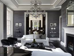 Living Room Interior Design Ideas 2017 by Black And White Interior Design Ideas For Living Room