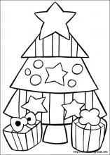 Christmas Coloring Pages On Coloring Book