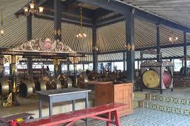 Gamelan Di Keraton Yogyakarta