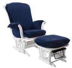 100 Navy Blue Rocking Chair Ottoman Cheap Glider Gray Glider Rocker Leather Nursing