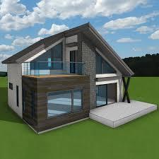 100 Chalet Moderne Construction De Maisons Chalets Et Commercial FabrikEstrie