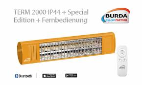 sonderedition term 2000 ip44 bluetooth ral 1033 badezimmer