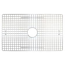 Sink Grid Stainless Steel by Gr2917 Kitchen Sink Rack 29 X 17 5 Inch Native Trails